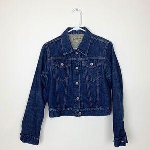 Vintage Replay Jean Jacket true blue denim.